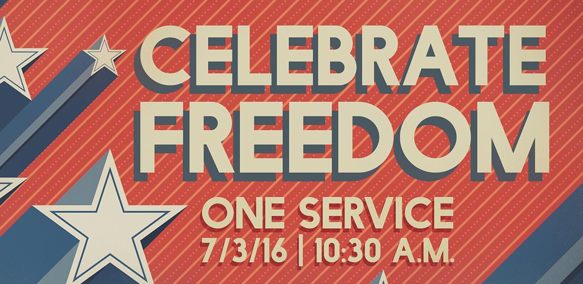 Celebrate Freedom Blog