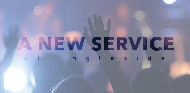 New Worship Service