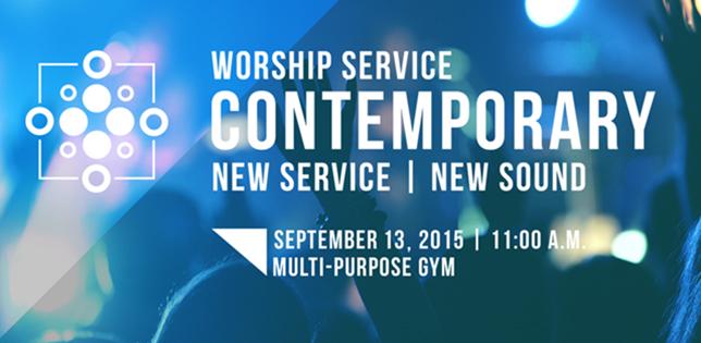 contemporary service blog