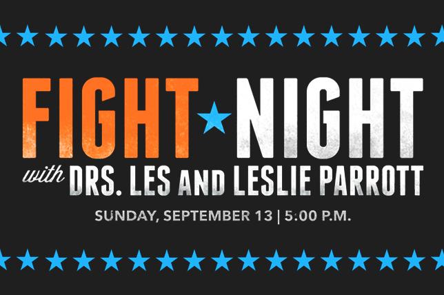 fight night Inside Ingle