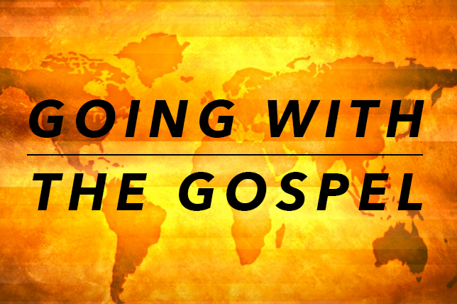 going with the gospel