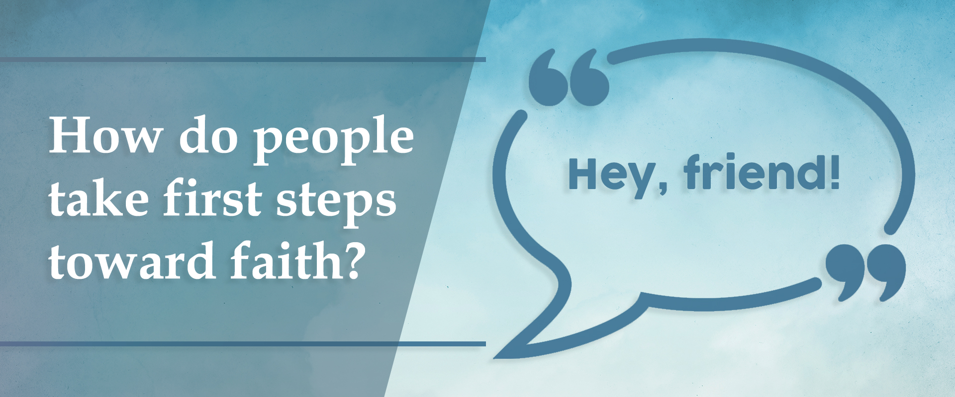 how do people take steps