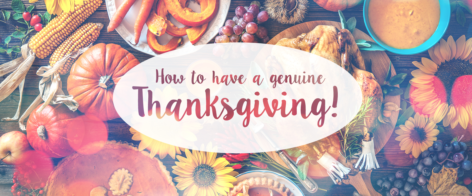 how to have thanksgiving
