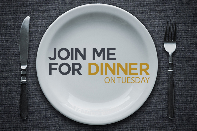join me for dinner_WPBLOG