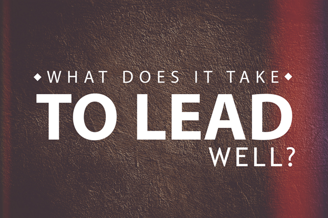lead well
