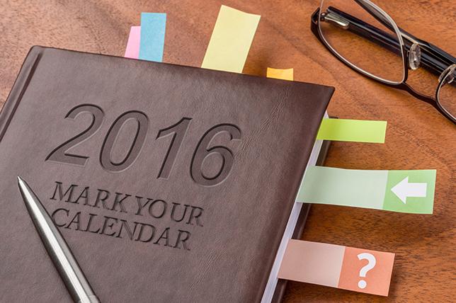 mark your calendar 2