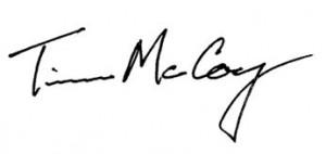 mccoy signature