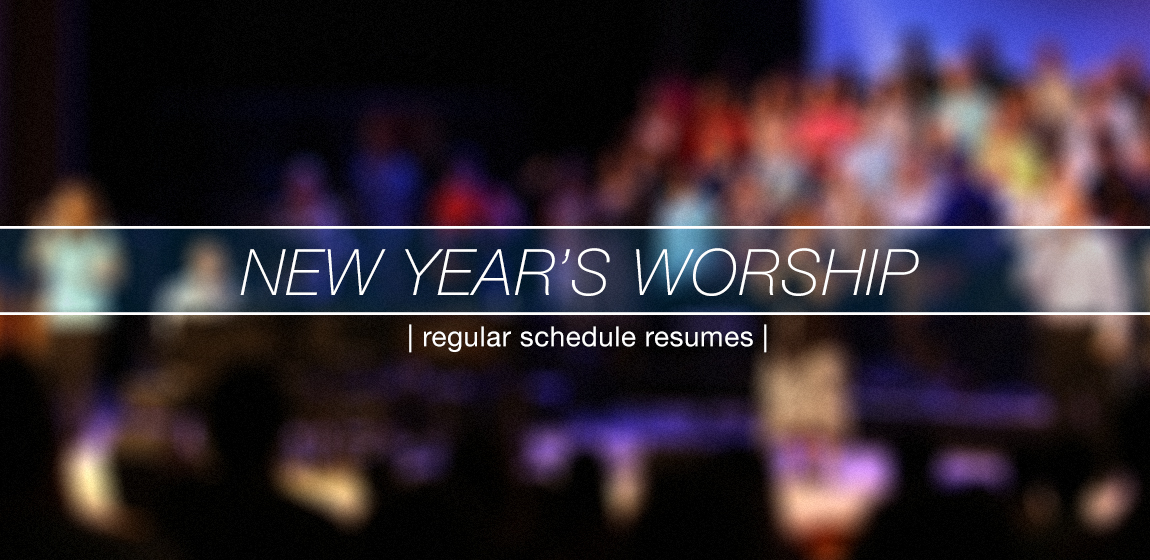 new year u2019s worship